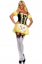 Costume donna sexy tirolese bavarese oktoberfest
