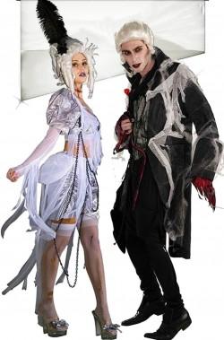 Costume Luigi XVI zombie o fantasma