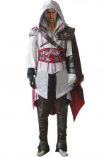 Costume Assassin's Creed Ezio Auditore Cosplay De Luxe