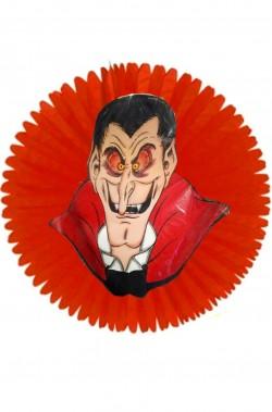 Rosone vampiro con occhi luminescenti