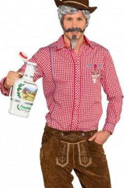 Camicia uomo tirolese