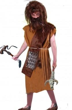 Costume uomo delle caverne o vichingo