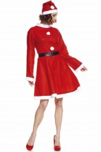 Costume Abito Babba Natale