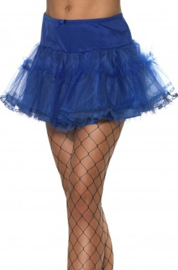 Sottogonna Blu