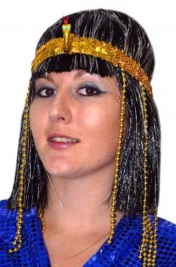 Diadema da egiziana da Cleopatra Nefertari o Nefertiti