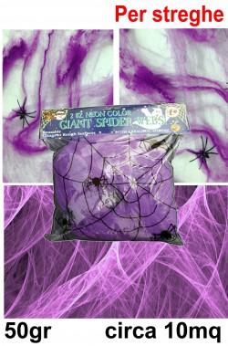 Ragnatela finta Viola 50gr