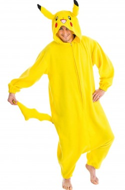 costume adulto pokemon  180 cm