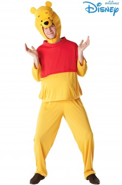 Costume da Winnie The Pooh adulto originale Disney
