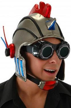 Cappello Steampunk Turbo Robot