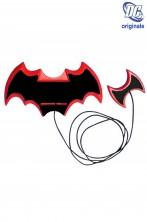 Rampino Batman con batarang e cavo