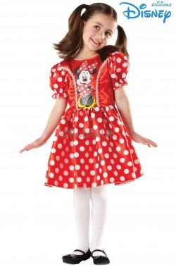 Costume carnevale bambina Minnie Mouse