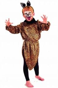 Costume carnevale Bambino Leopardo o tigre