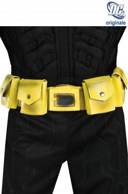 Cintura porta armi e strumenti di Batman taglia adulto in gomma