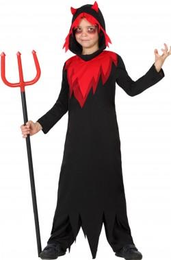 Costume halloween da bambino diavolo