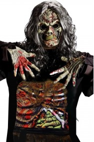 Costume Kit zombie halloween walking dead