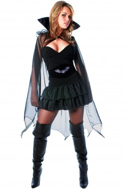 Costume donna Vampira Gotica