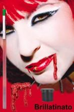 Sangue finto teatrale glitter