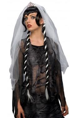Parrucca sposa fantasma