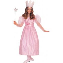Costume carnevale Bambina Glinda De Il Mago Di Oz
