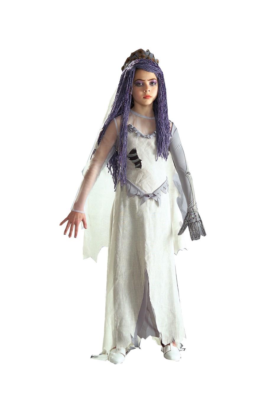 Costume carnevale Bambino Sposa Cadavere ...