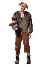 Costume uomo jack zucca horror