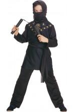 Costume carnevale bambino Ninja