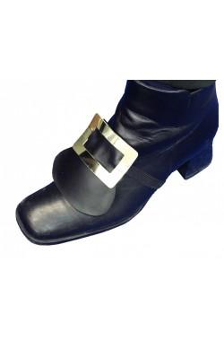 Coppia di fibbie da scarpa 700/Pirati