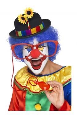 Occhiali Clown Spruzzo