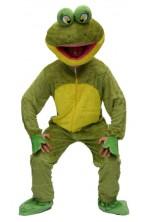 Costume uomo Rana Lusso per Kemit dei Muppet