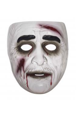 Maschera Zombie uomo Trasparente