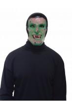 Maschera Strega Trasparente