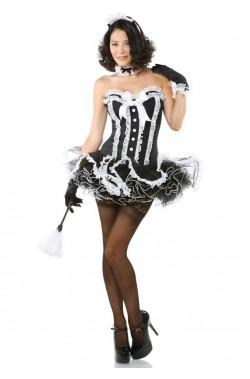 Costume donna sexy cameriera