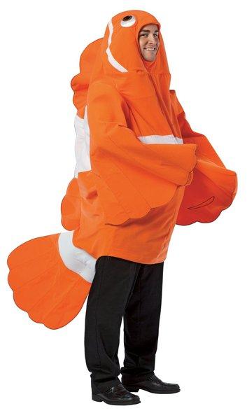 Favori Costume adulto da Nemo il Pesce Pagliaccio dei cartoni Pixar FR33
