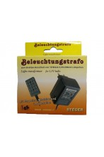 Trasformatore alimentatore per lampade da presepe 3,5v