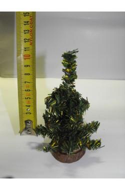 Ambientazione presepe:abete - pino
