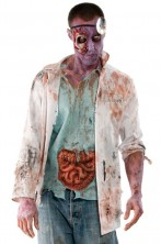 Costume Zombie dottore The Walking Dead