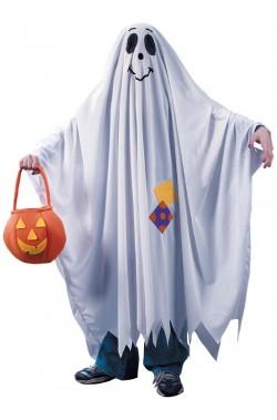 Costume fantasma bambino: Include solo costume