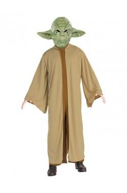 Star Wars costume carnevale Bambino Yoda