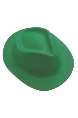 Cappello adulto Birra Moretti/ tirolese San Patrizio in morbida EVA