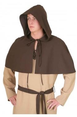 Mantello a pellegrina, mantellina medievale