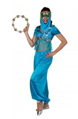 Costume di carnevale adulto da araba Jasmine mille e una notte