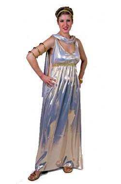 Costume donna antica romana lungo Elena