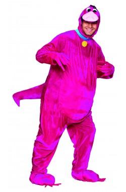 Costume carnevale adulto Dino