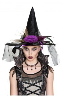 Cappello strega lusso