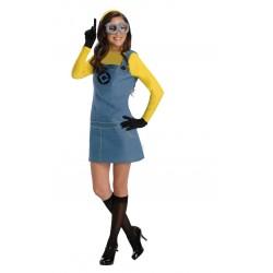 Costume  minion donna originale pixar