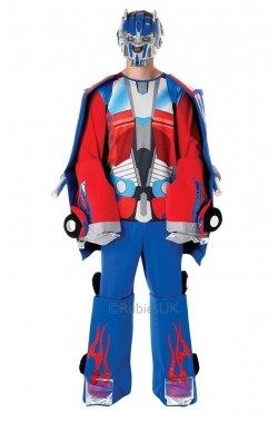 Costume Optimus Prime dal film Transformers