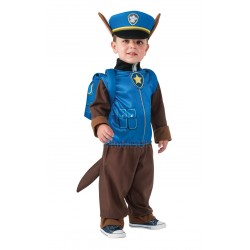 Costume carnevale bambino Paw Patrol Chase