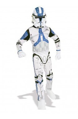 Costume carnevale Bambino Clone Trooper Star Wars Commander Cody