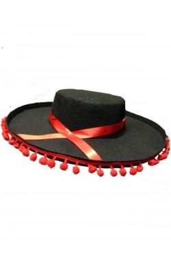Cappello bolero spagnolo