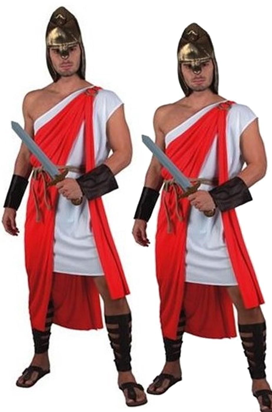 Matrimoni Romani Antichi : Coppia di soldati antichi centurioni legionari romani in